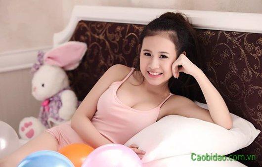 Hình ảnh hot girl de thuong